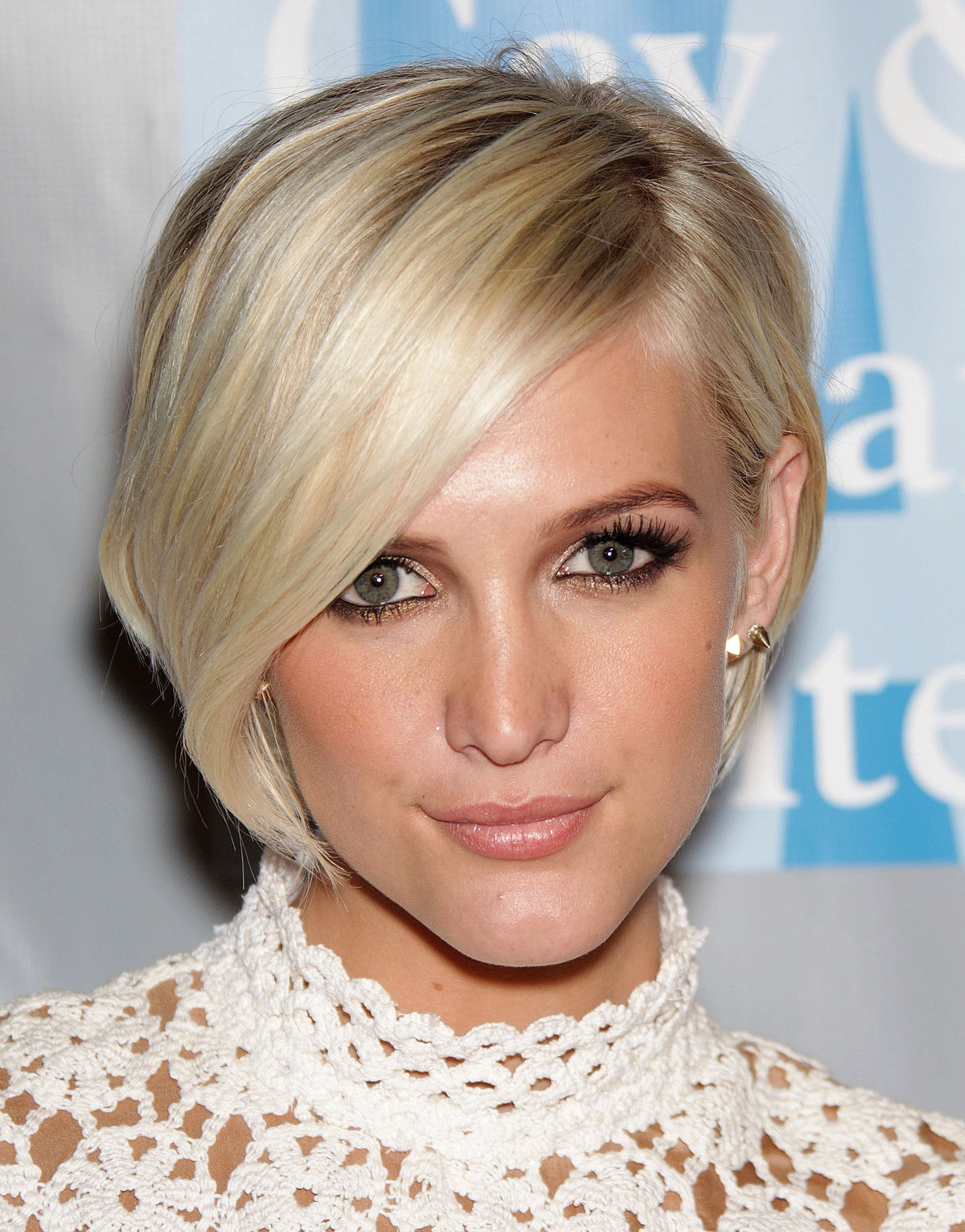 Short Bob With Bangs See How The Stars Do It In Our Gallery