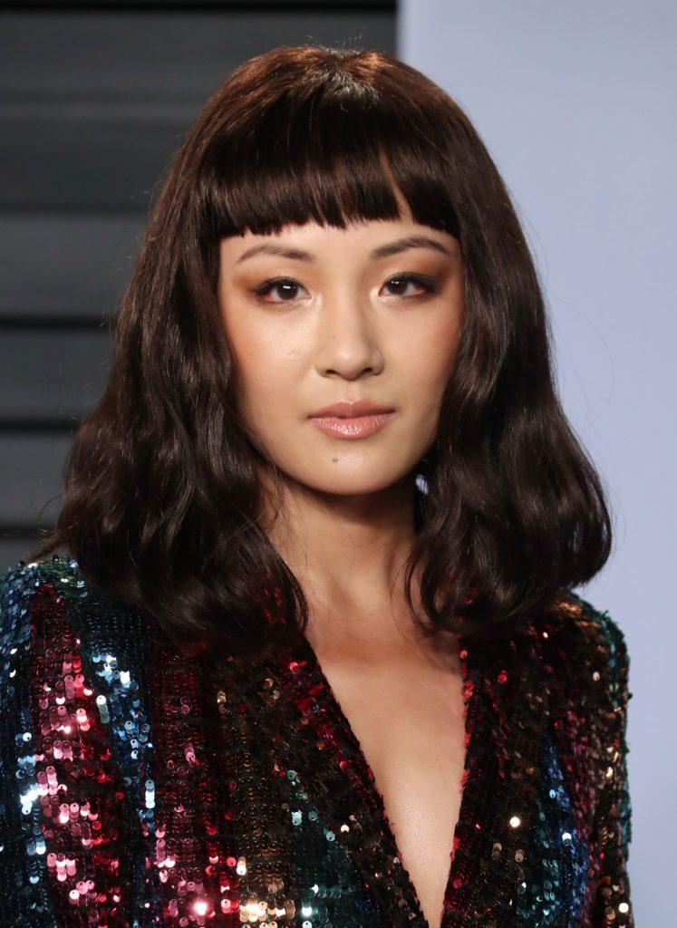 13 Blunt Bangs Looks From The Red Carpet You Ll Want To Copy