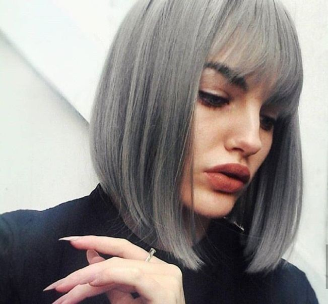 7 Wispy Bangs Styles That Will Make You Want To Get A Fringe All