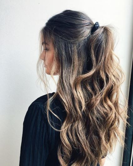 Second Day Hair Inspiration That Are Anything But Dirty All Things