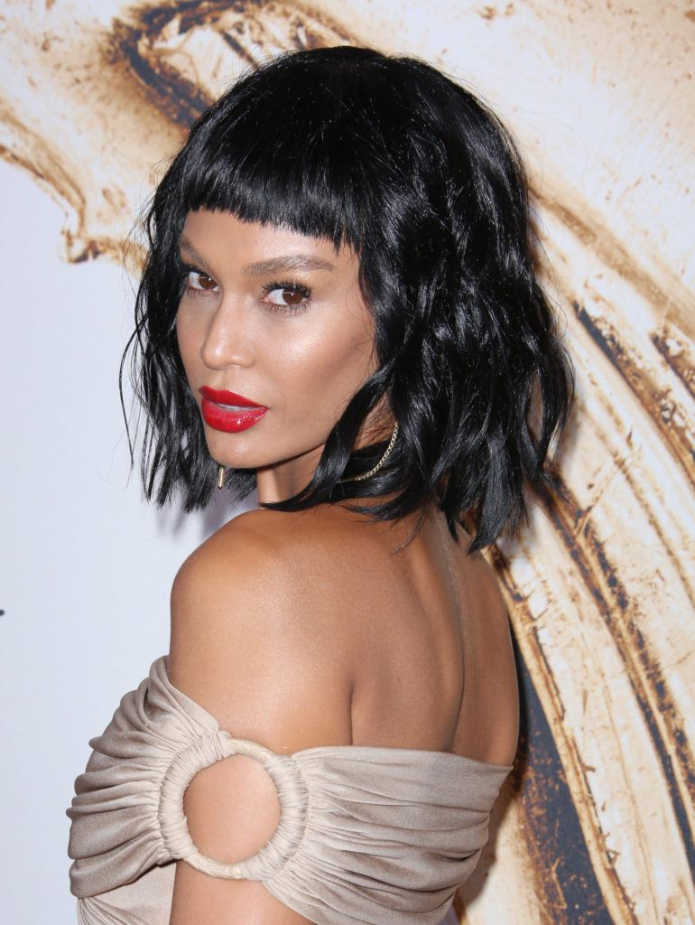 Rihanna Co Have Slayed These Black Hairstyles With Bangs All