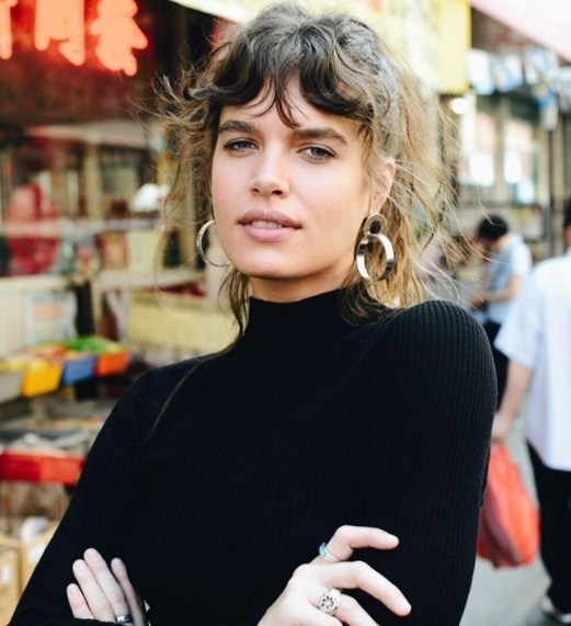 Wispy Bangs Could Be The Next Big Thing This Season