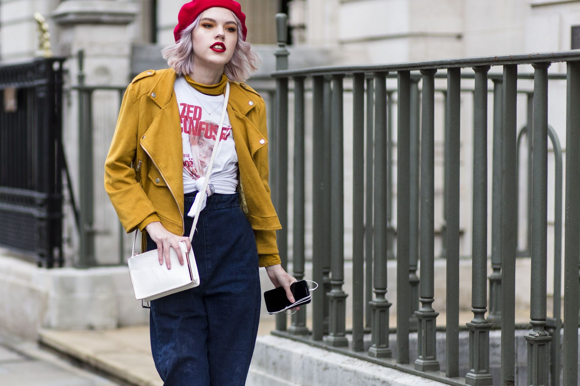 London Fashion Week 2018 The Best Street Style Hair Moments