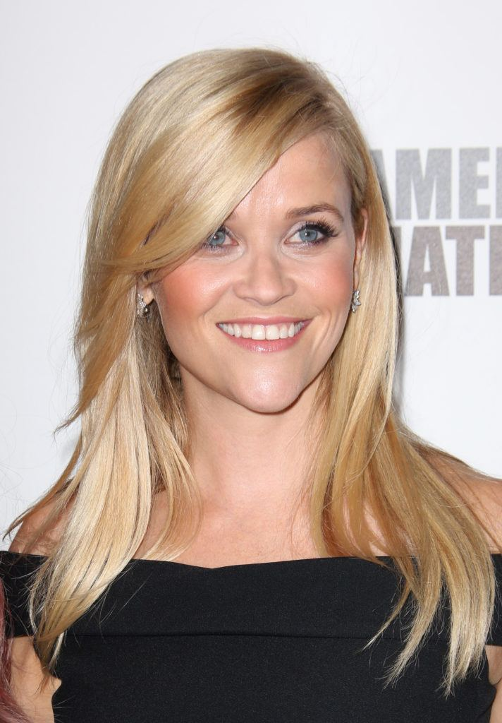 Swoop bangs: The Reese Witherspoon look making us want side fringes
