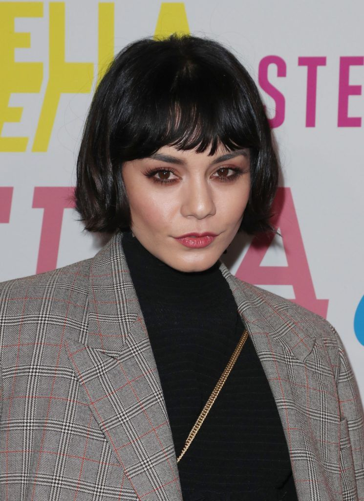 Short Bob With Bangs See How The Stars Do It In Our Gallery All