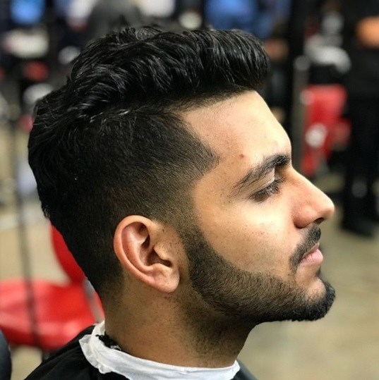 Taper Comb Over Haircut Ideas 2018 S Most Wearable Hair Trend