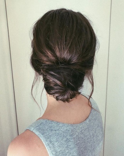 10 Classic Prom Hairstyles Up Looks You Can Wear To Any Black Tie