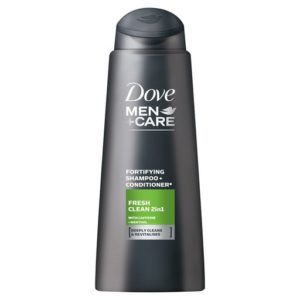 Dove Men+Care Fresh Clean 2in1 Shampoo