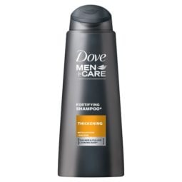 Dove Men+Care Thickening shampoo