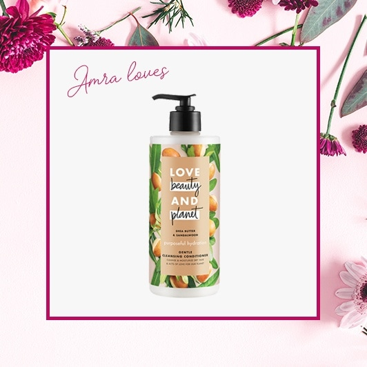 Spring hair detox: Shot of the Love Beauty And Planet Happy & Hydrated Cleansing Conditioner