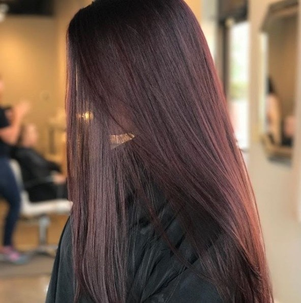 Soda Style 10 Ways To Channel The Cherry Cola Hair Colour Vibes