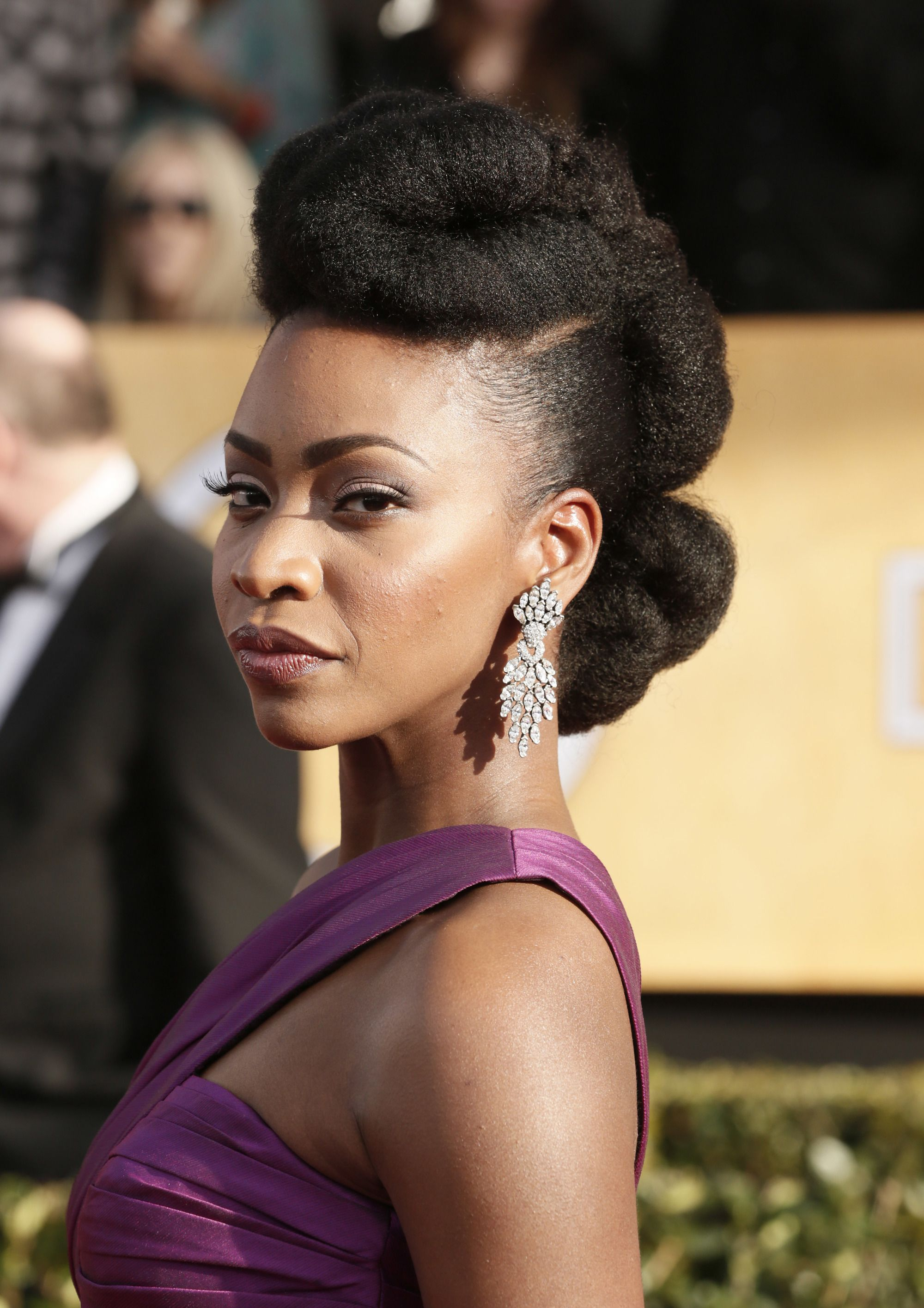 10 Mohawk Hairstyles For Black Women You Seriously Need To Try All