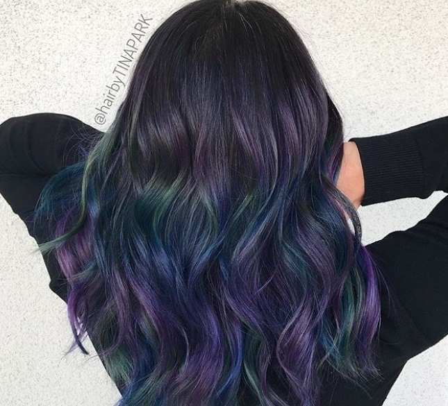 New Hair Colour Inspiration Cold Brew Hair Gemlights And More