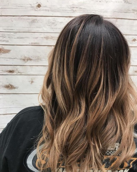 New Hair Colour Inspiration Cold Brew Hair Gemlights And