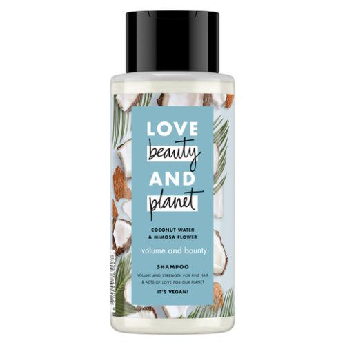 Love Beauty And Planet Volume & Bounty Shampoo