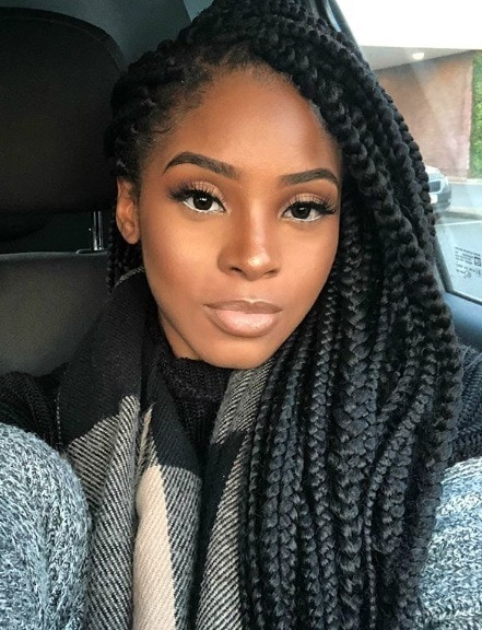 14 stylish & protective winter hairstyles for black hair (2018)