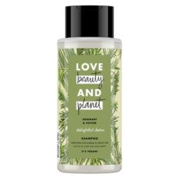 Love Beauty And Planet Delightful Detox Shampoo