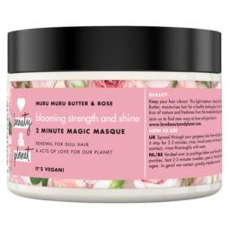 Love Beauty And Planet Blooming Strength and Shine 2 Minute Magic Masque
