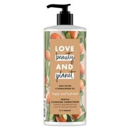 Love Beauty And Planet Happy and Hydrated Gentle Cleansing Conditioner