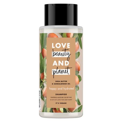 Love Beauty And Planet Happy & Hydrated Shampoo
