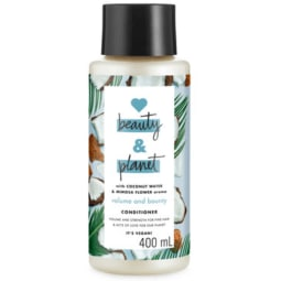 Love Beauty And Planet Volume & Bounty Conditioner