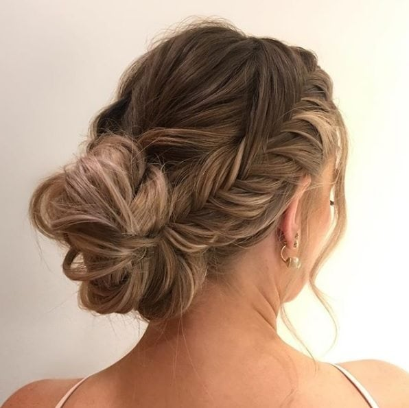 14 Chic Updos For Thin Hair 2018 Update All Things Hair Uk