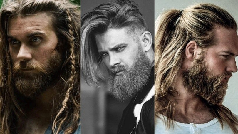 Mens Hairstyles 2019 Uk: 19 Best Viking Hairstyles For The Rugged Man