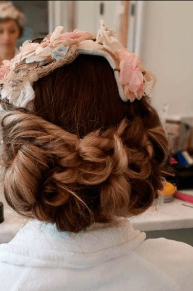 cabello para novias