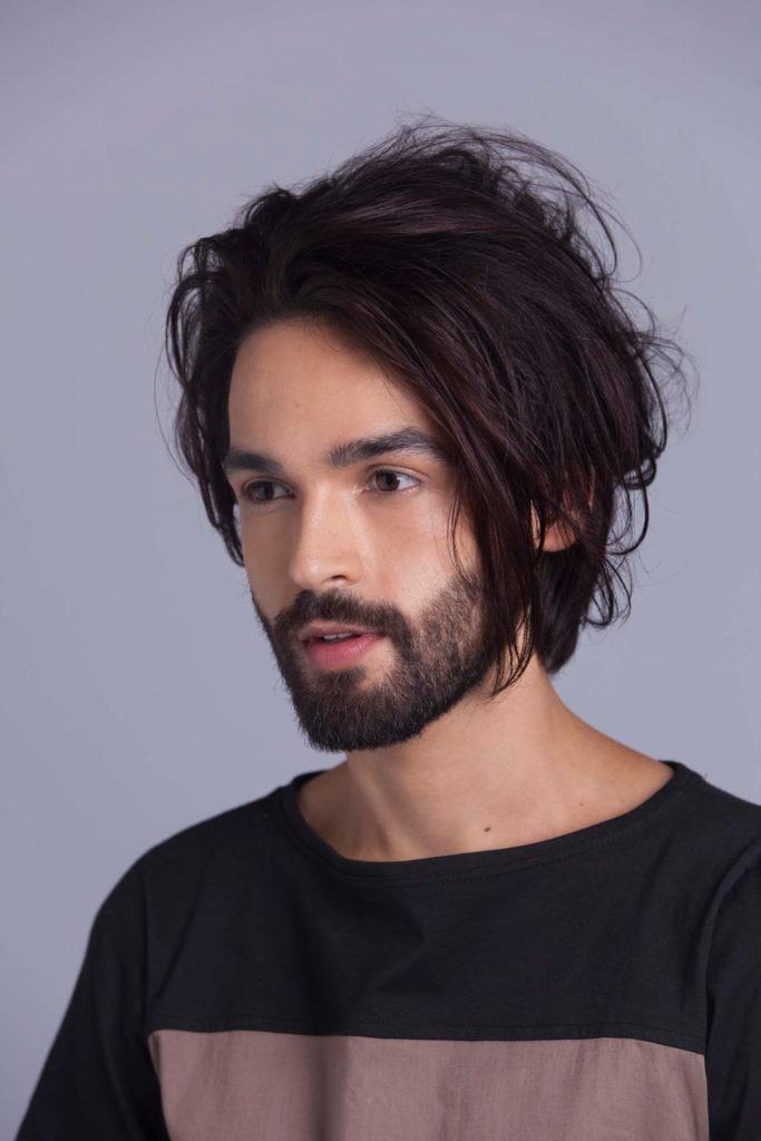 Peinados del momento para hombres actuales y modernos - Peinados de hombre modernos ...