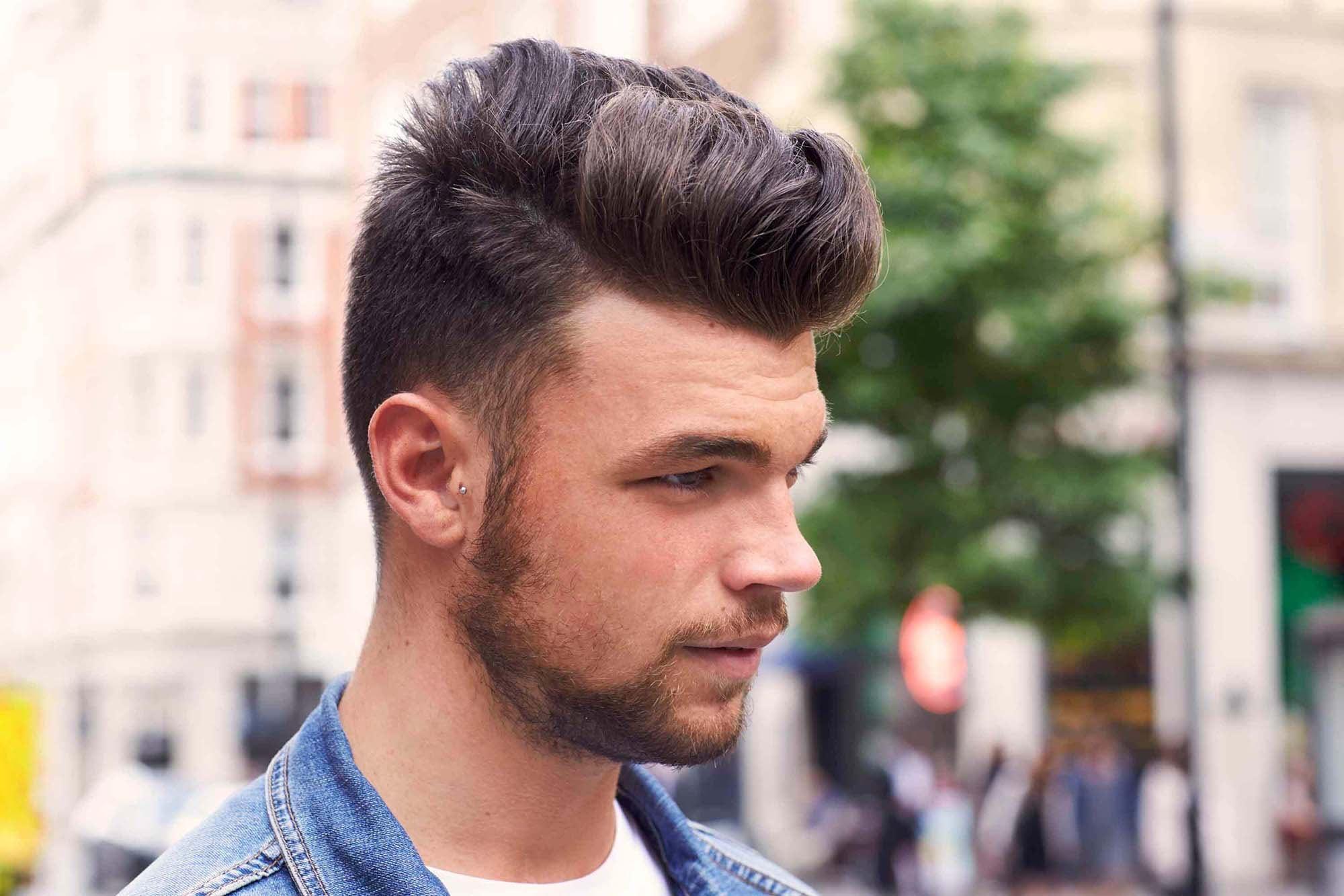 Peinados para hombres cl sicos que se impondr n en 2017 - Peinados de hombre de moda ...