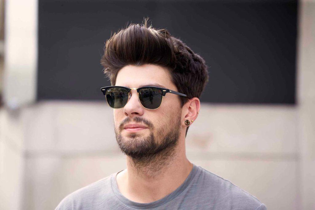 Peinados de los 60 y 70 hombres