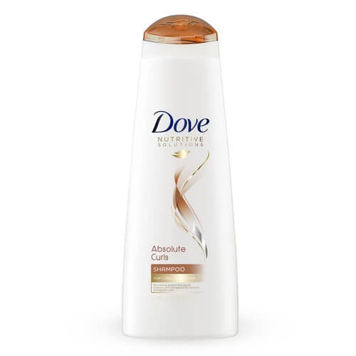 DOVE ABSOLUTE CURLS ULTRA NOURISHING SHAMPOO