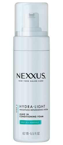 NEXXUS HYDRA-LIGHT STEP 3 LEAVE-IN CONDITIONING FOAM