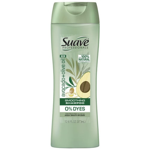 SUAVE PROFESSIONALS AVOCADO+OLIVE OIL SMOOTHING SHAMPOO