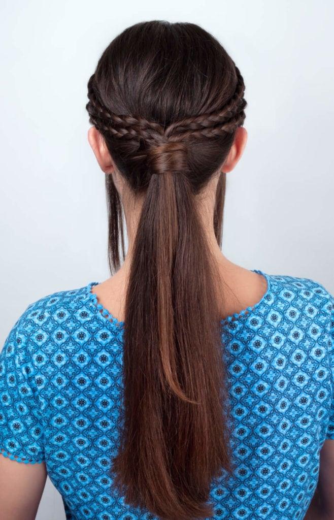 Peinados Recogidos Para Cabello Largo 12 Estilos De Moda Para Probar Ya