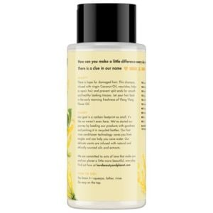 LOVE, BEAUTY and PLANET COCONUT OIL & YLANG YLANG SHAMPOO