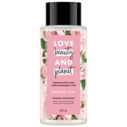 LOVE, BEAUTY and PLANET SULFATE-FREE MURUMURU BUTTER & ROSE SHAMPOO