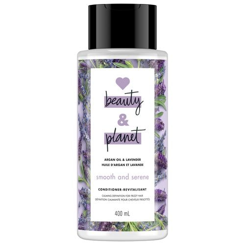 LOVE, BEAUTY and PLANET ARGAN OIL & LAVENDER CONDITIONER