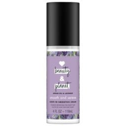 LOVE, BEAUTY and PLANET ARGAN OIL & LAVENDER LEAVE-IN SMOOTHIE CREAM