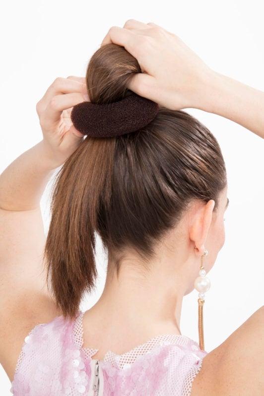 peinado de dona