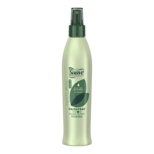 SUAVE PROFESSIONALS NATURAL HOLD NON-AEROSOL HAIRSPRAY
