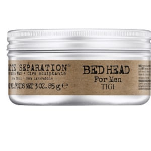 BED HEAD FOR MEN BY TIGI MATTE SEPARATION WORKABLE WAX