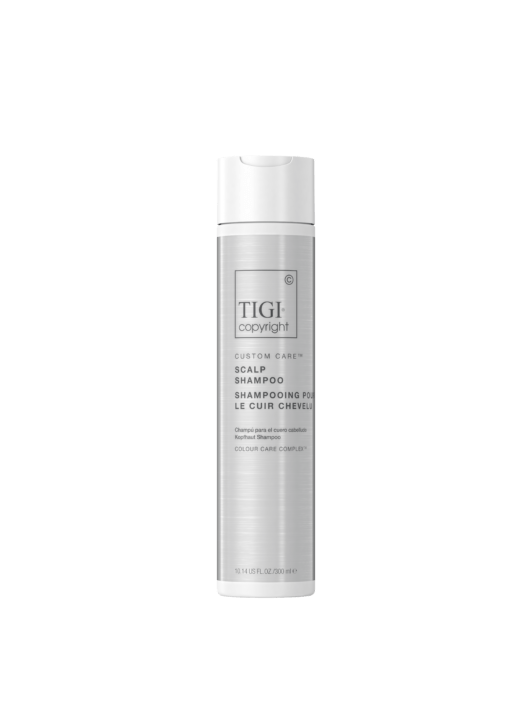 COPYRIGHT by TIGI CUSTOM CARE SCALP SHAMPOO