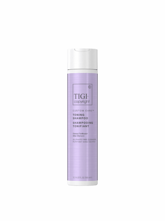 COPYRIGHT by TIGI CUSTOM CARE TONING SHAMPOO