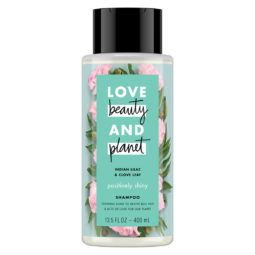LOVE, BEAUTY and PLANET INDIAN LILAC & CLOVE LEAF SHAMPOO