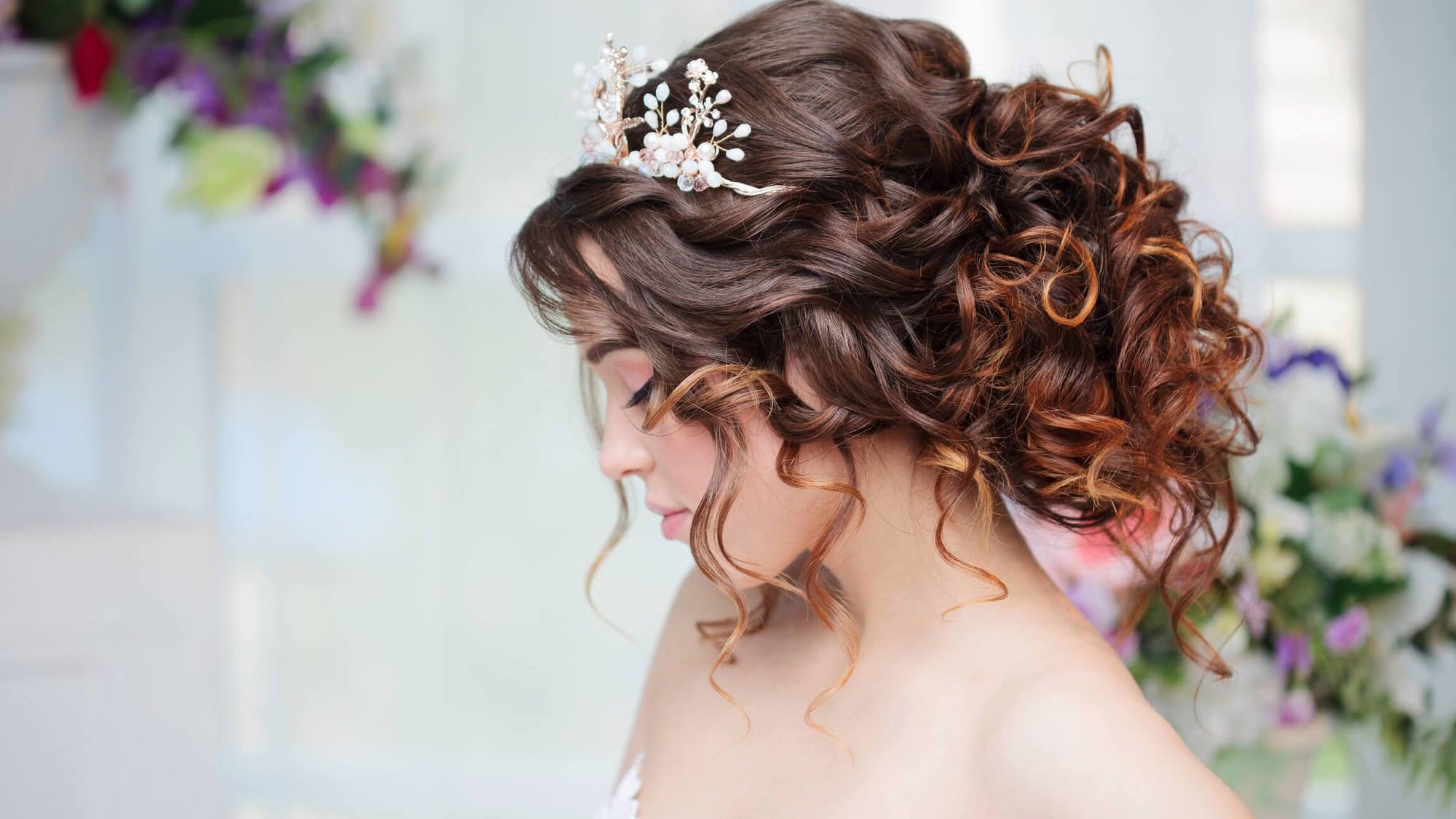 peinados para boda de noche recogido racimo de uvas