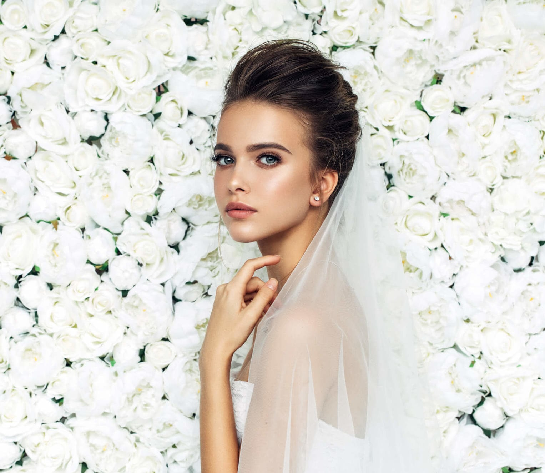 peinados para boda de noche globo alto