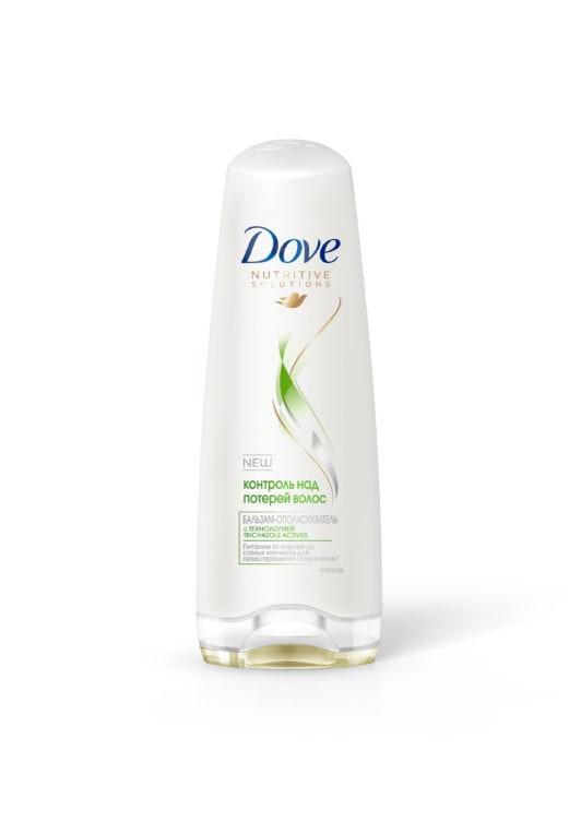 Dove Nutritive Solutions бальзам-ополаскиватель Контроль над потерей волос