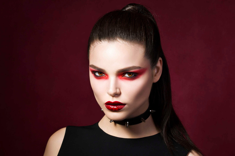 вампирские прически