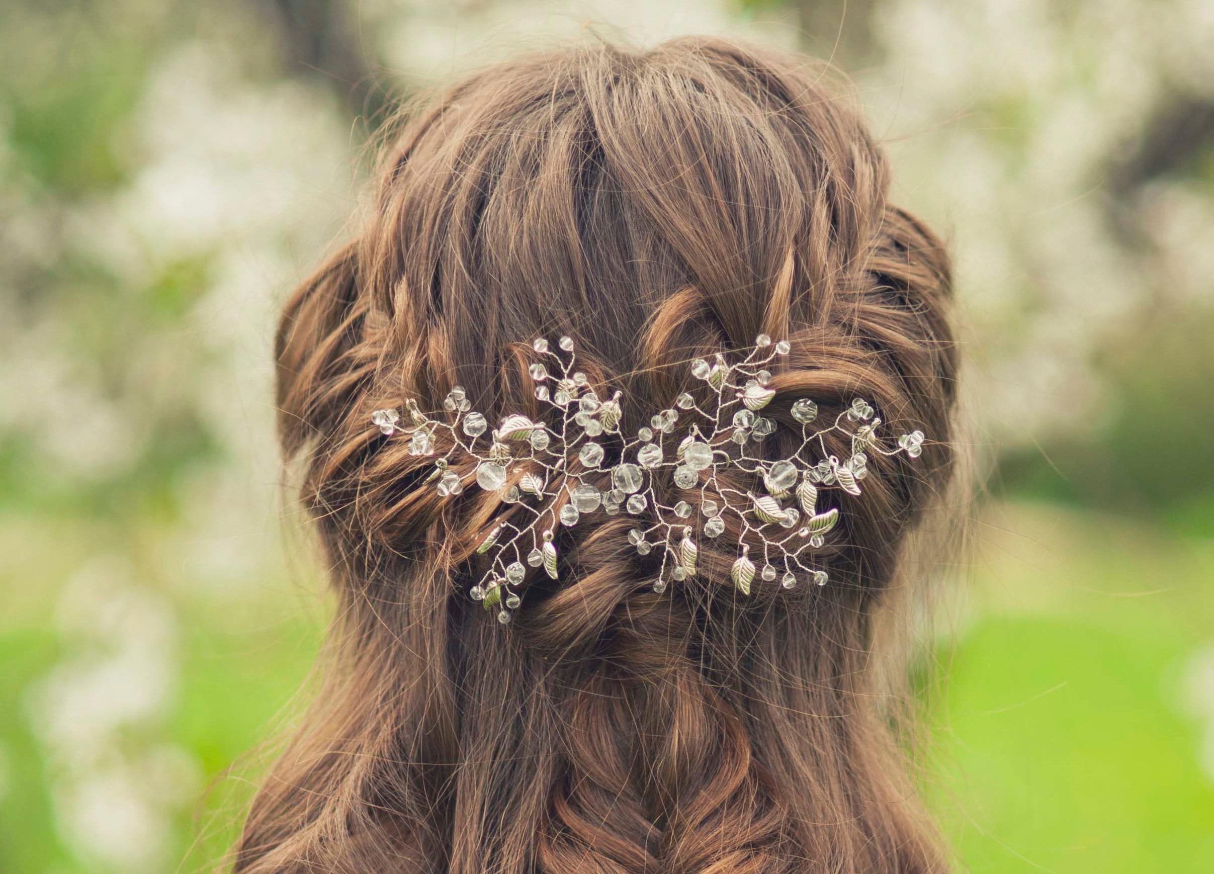 коса «водопад»